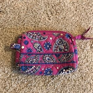 Vera Bradley Small Makeup Bag